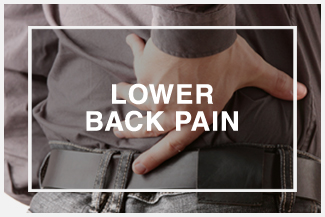 Lower Back Pain in Watertown SD