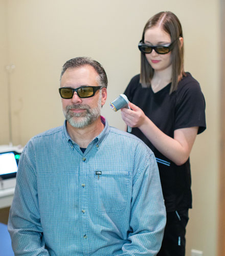 Laser Therapy for Neck Pain in Watertown SD