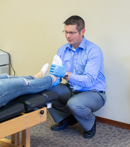 Chiropractor Watertown SD Bryan Dingsor
